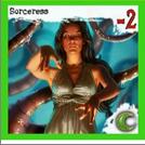 Sorceress Front